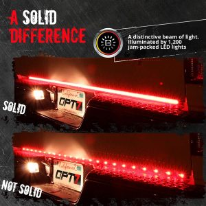OPT7 60 Redline Triple LED
